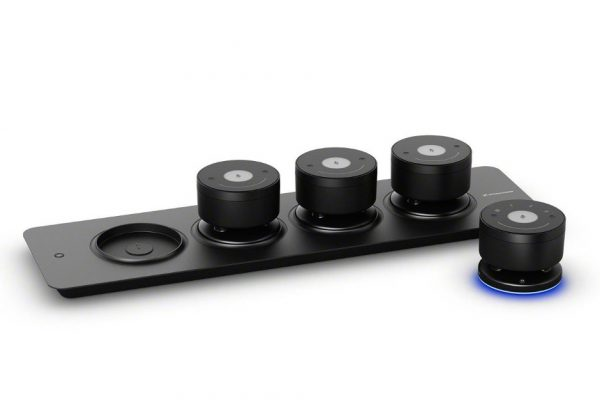 TeamConnect Wireless - Tray Set